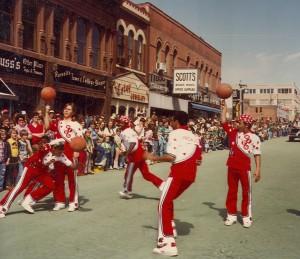 1982 St. Pats Parade Participants