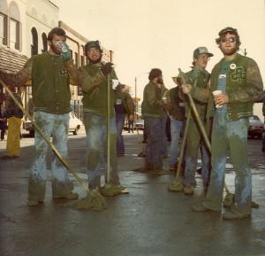 1982 Street Painters