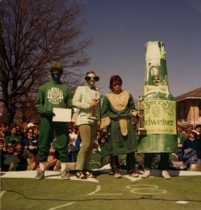 1987 Follies At the Puck