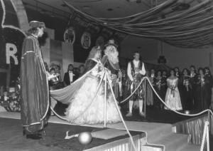 1990 Coronation Ceremony