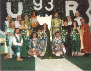 1993 Coronation Ceremony