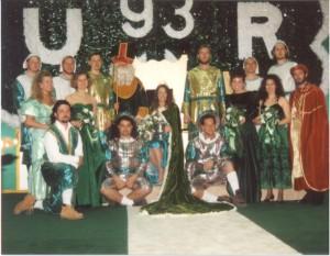 1993 Coronation Ceremony