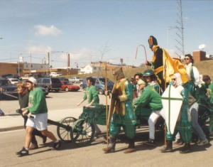 1994 Court Arrival Ceremony