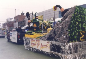 1999 St. Pats Parade Float