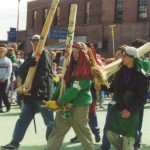 2001 Shilelagh's in the St. Pats Parade