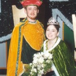 2001 St. Patrick and the Queen of Love and Beauty