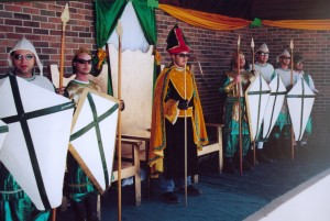 2002 Court Arrival Photo