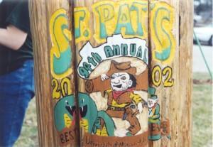 2002 Kappa Alpha Cudgel