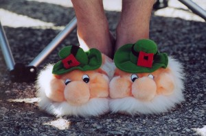 2002 Lucky Slippers