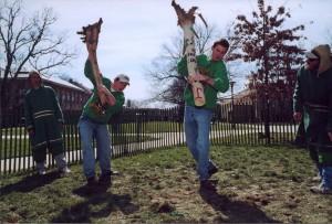 2002 Snake Invasion