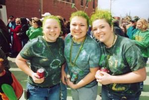 2002 St. Pats Parade Photo
