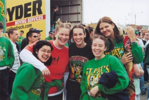 2002 St. Pats Parade Photo