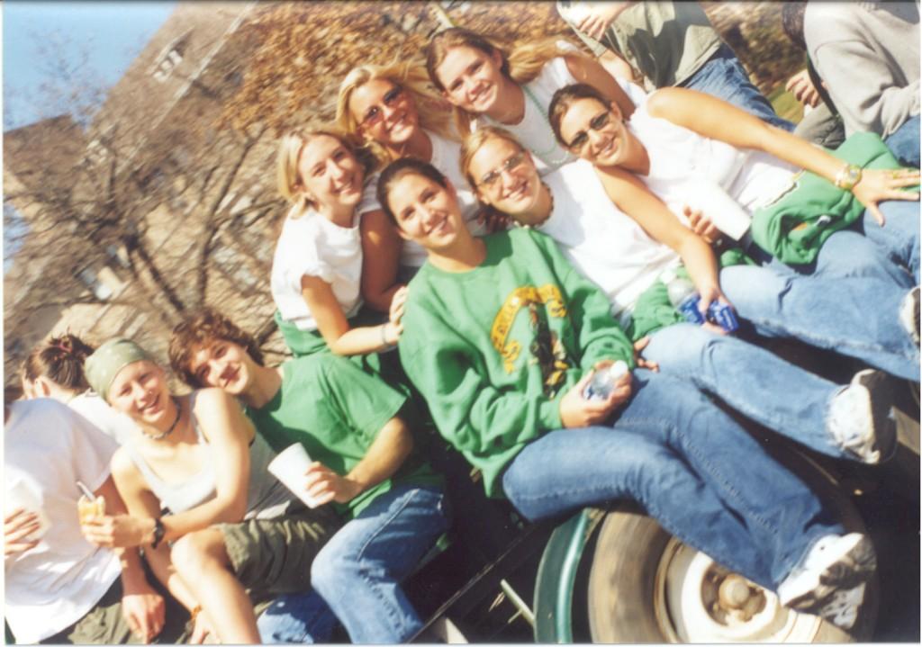 2003  St. Pats Parade Participants