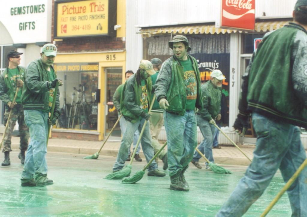 2003 Street Painters