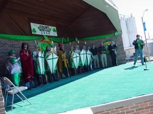2004 Court Arrival Photo