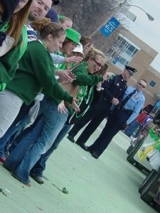 2004 St. Pats Parade Photo
