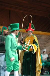 2005 Court Arrival Photo