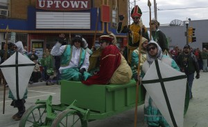 2006 Court in the Parade