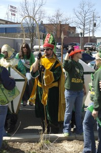 2006 St. Pat and his Court at Court Arrival Ceremony