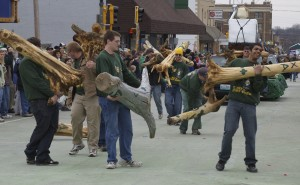 2006 St. Pats Parade Shillelagh Carrier