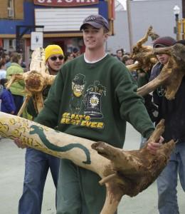 2006 St. Pats Parade Shillelagh Carrier