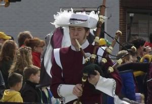 2006 St. Pats Parade Marching Band