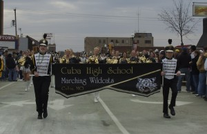 2006 St. Pats Parade Marching Band