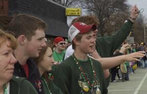 2006 St. Pats Parade Participants