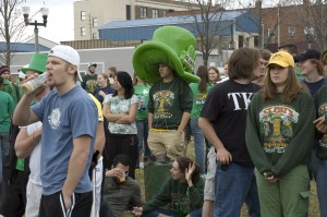 2007 Court Arrival Event
