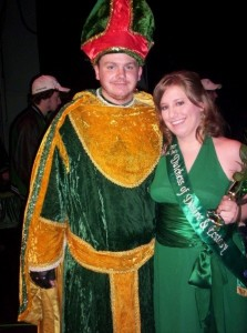 2007 St. Pat and the Dutchess of Desire and Ecstasy