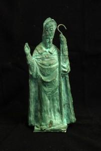 St. Pat Statue