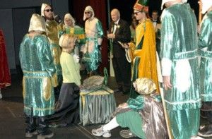 Coronation Ceremony Photo