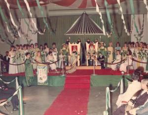 Coronation Stage