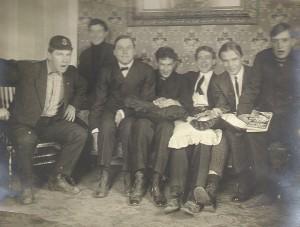 St Pats Social Group Photo