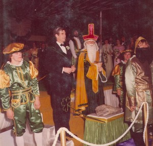 St. Pat and Court Coronation
