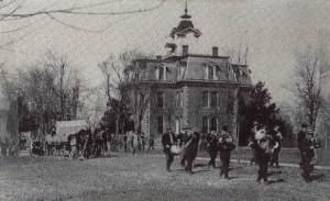 St. Pats Parade Participants