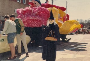 Witch at the Parade